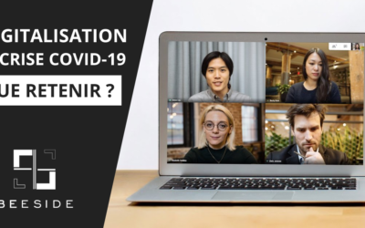 Digitalisation & Covid-19 : quels enseignements ?